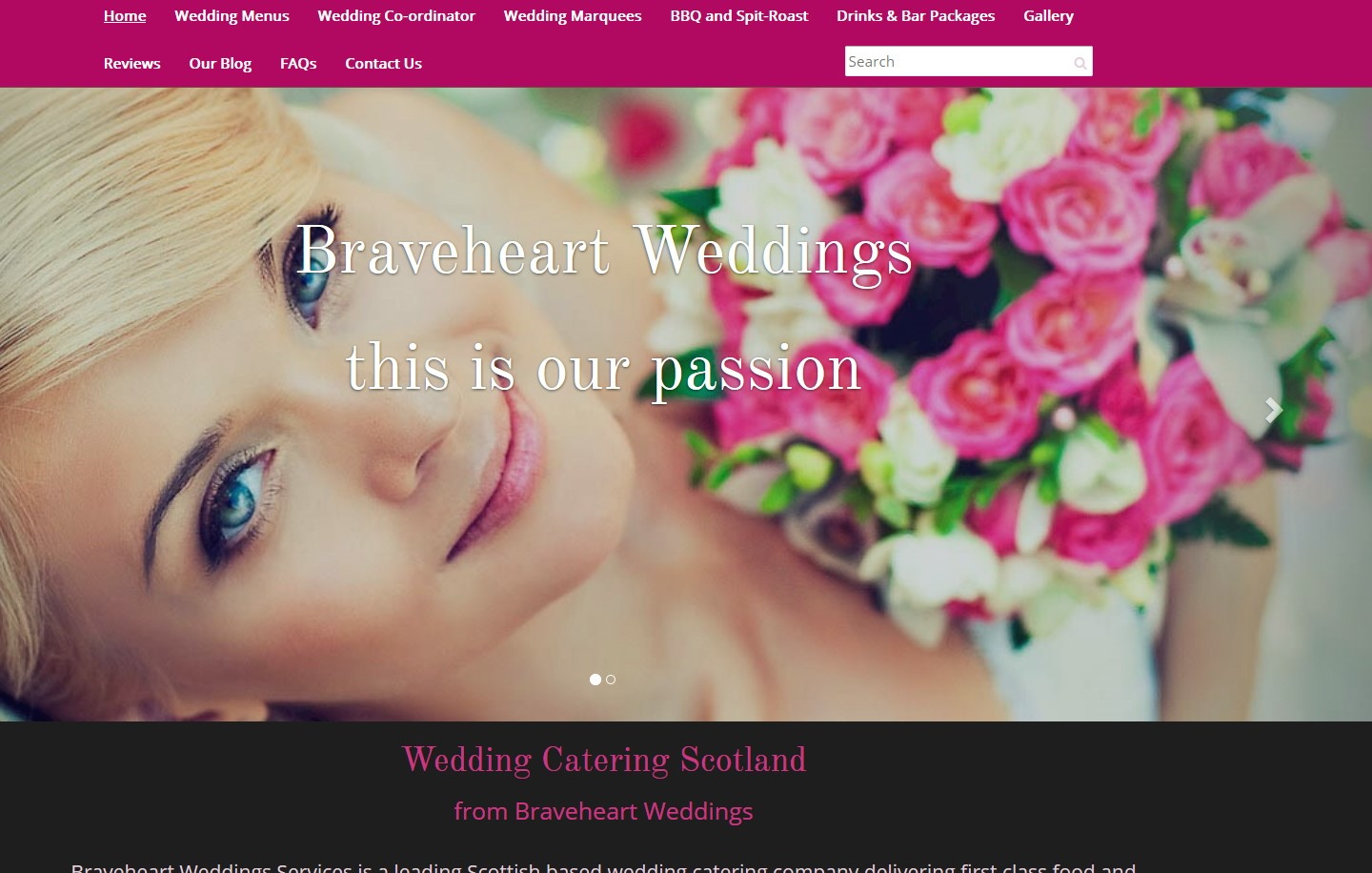 Braveheart Weddings