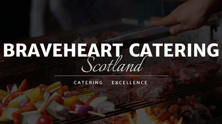 Launch of new Catering Website Design East Kilbride