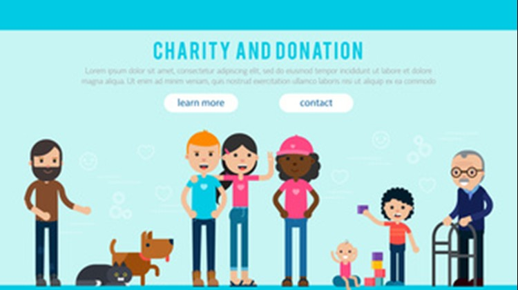 Umbraco Page Templates for Charity Web Site based in Glasgow