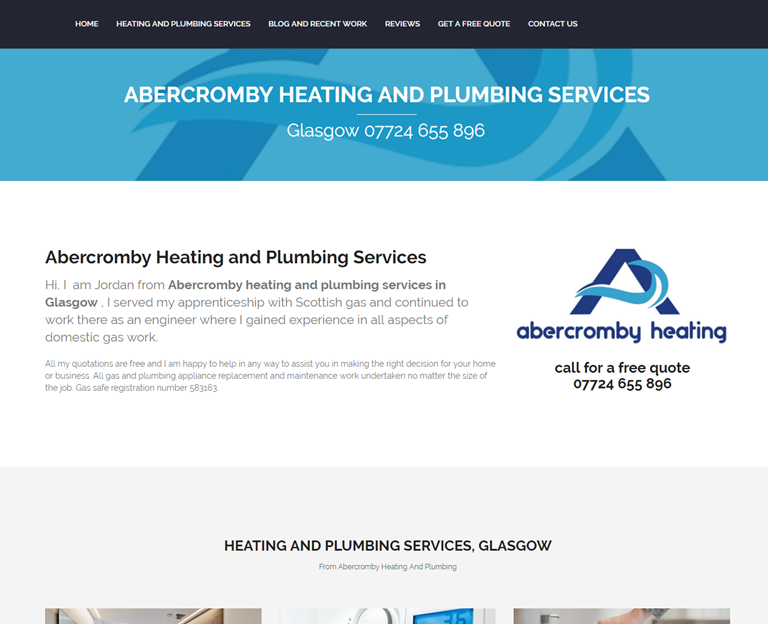 Abercromby Heating and Plumbing Services