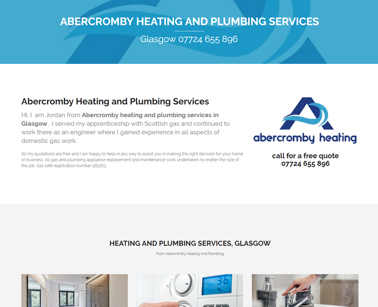 Abercromby Heating and Plumbing Services - Glasgow, East Kilbride